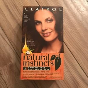 NIB Clairol Natural Instincts Hair Color